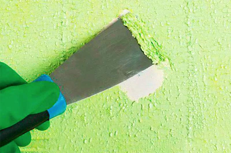 На выбор метода влияет площадь обрабатываемых поверхностей