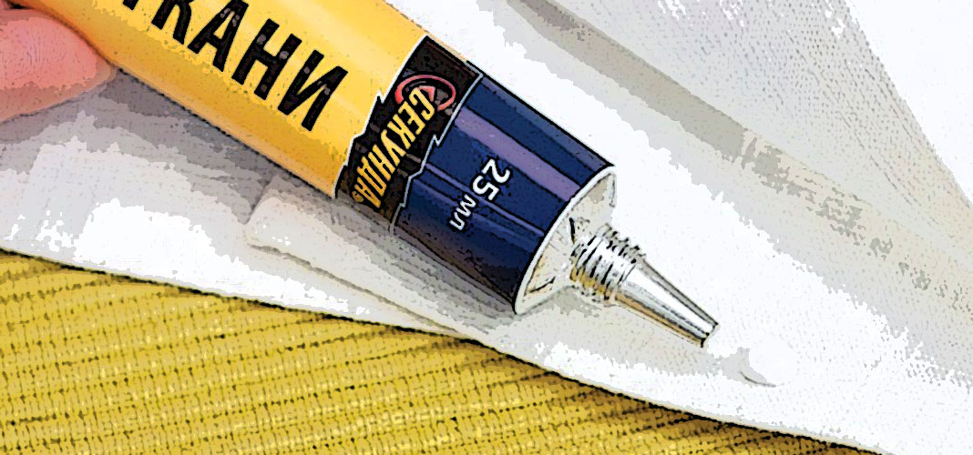 Клеи для ткани виды, применение и особенности изготовления