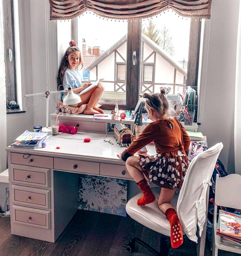 Такого результата не ожидал никто: обновлённый особняк Ксении Бородиной с мраморными полами