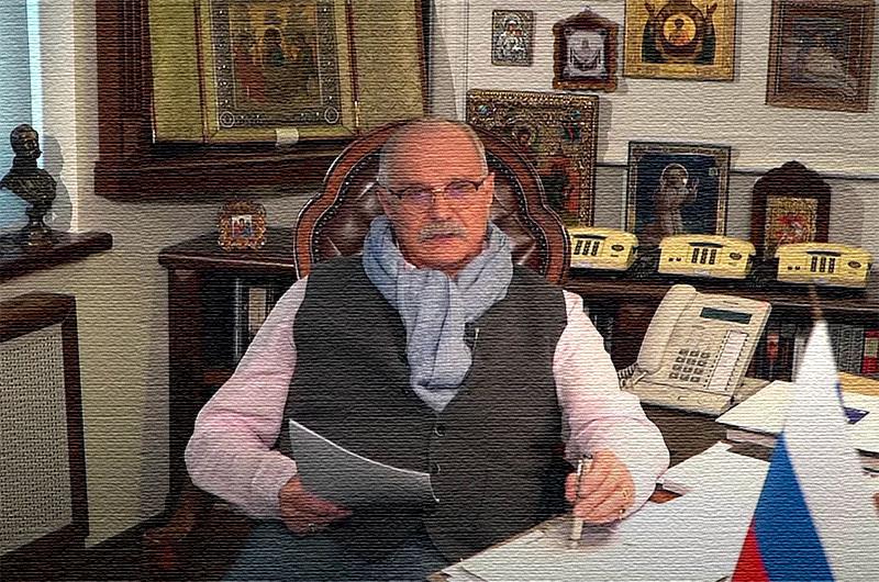 Откуда вещает «Бесогон ТВ» – изучаем шикарный загородный дом Никиты Михалкова