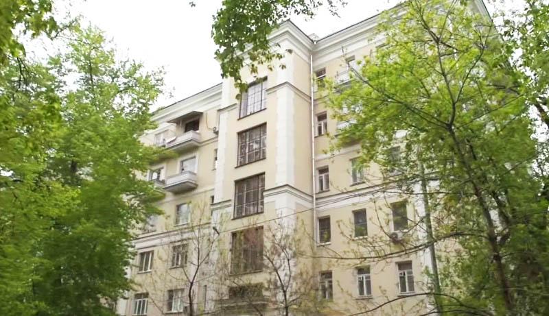 Алика Смехова и её новый дом