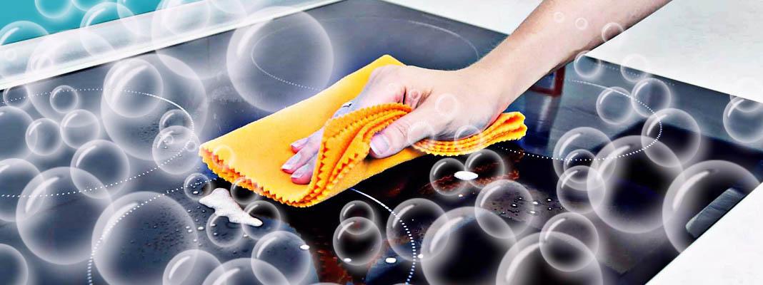Чем очистить керамическую плиту правила ухода