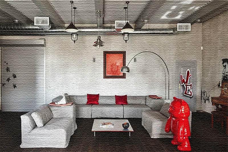 Как из квартиры сделать трёхэтажный пентхаус: необычная перепланировка апартаментов Ирины Хакамады