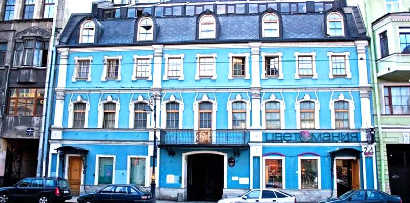 Елизавета Боярская и её новый дом