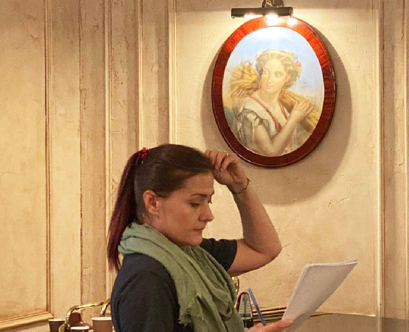 Шикарное приданное богатой невесты: где живёт Мария Голубкина