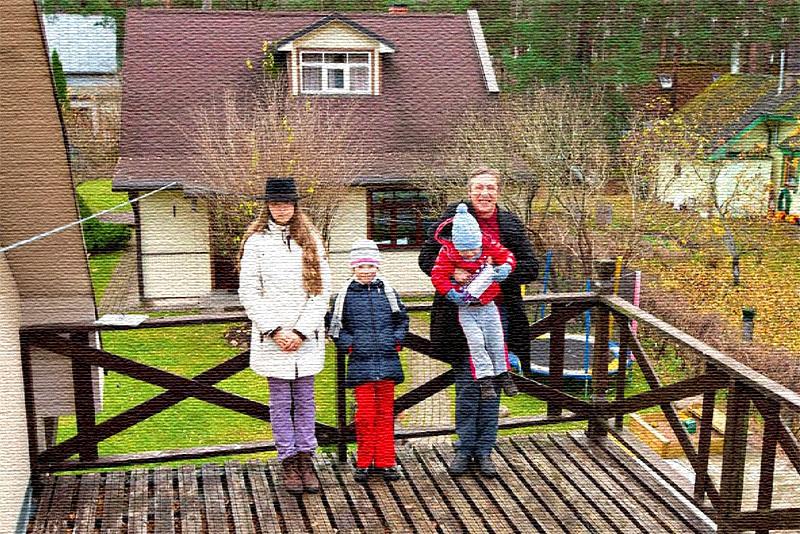 Дом в Юрмале Михаила Ефремова, который ему придется продать