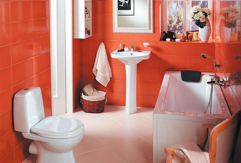 При выборе ванны обратите внимание на её форму: если вы любите полежать с книжкой, приобретайте длинную и широкую ванну, однако заранее учитывайте размеры помещения