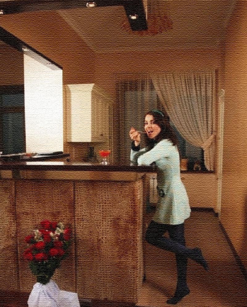 Как выглядит роскошный пентхаус Сати Казановой