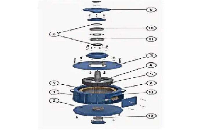 Конструкция неодимового генератора