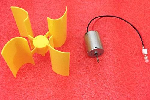 Природное электричество, доступное каждому - ветрогенератор своими руками