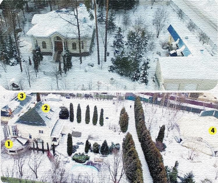 Александр Буйнов и его дом