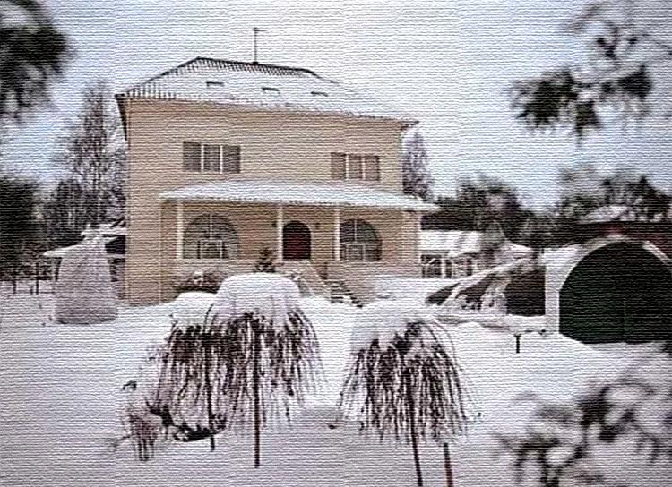 «Белый дом» Александра Буйнова