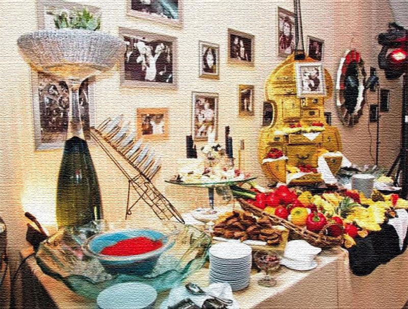 Роскошный «дом дружбы народов» Александра Буйнова