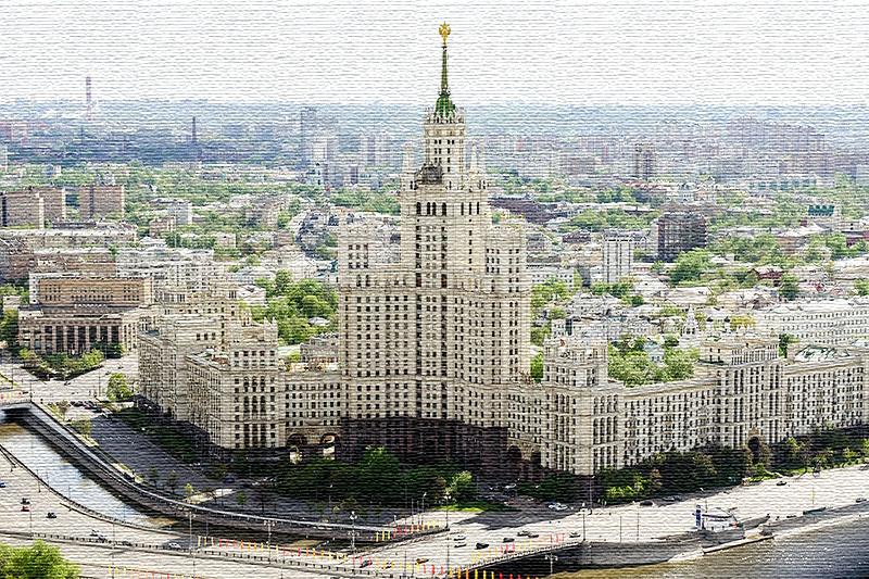 Александр Ширвиндт и его столичная квартира