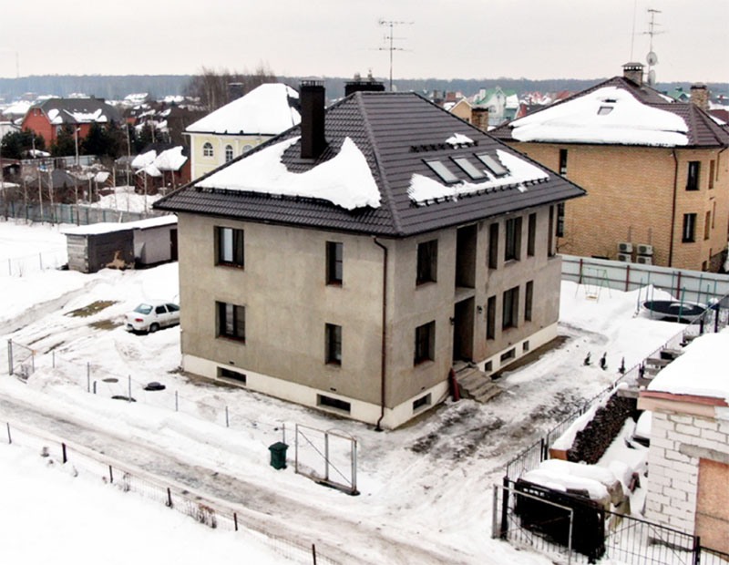 Как звезда Склифосовского Мария Куликова строила собственный дом и что в итоге получилось