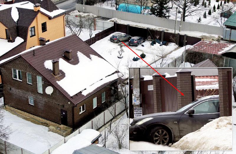 Так выглядит дом Марии Куликовой сегодня