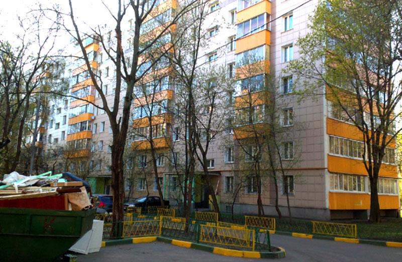 Ирина Безрукова и её квартира