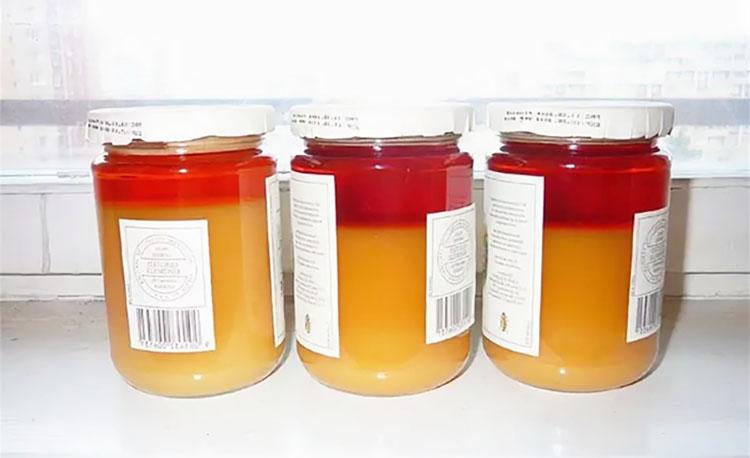 Расслаивающийся мёд