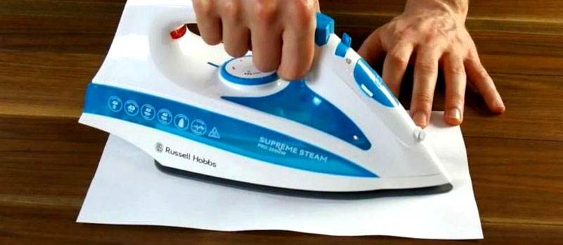 Утюгом можно не только бельё гладить