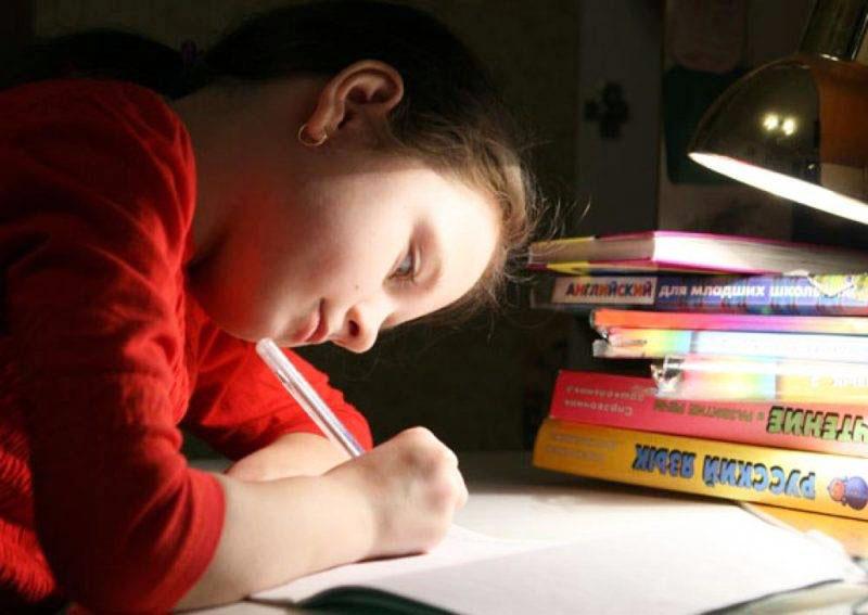 Освещение зоны чтения