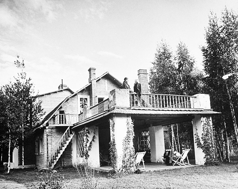 Квартира Александра Добровинского