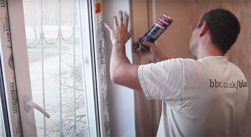 Только проверенные рекомендации по отделке откосов окна внутри и снаружи