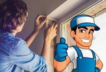 Рекомендации по отделке откосов окна внутри и снаружи