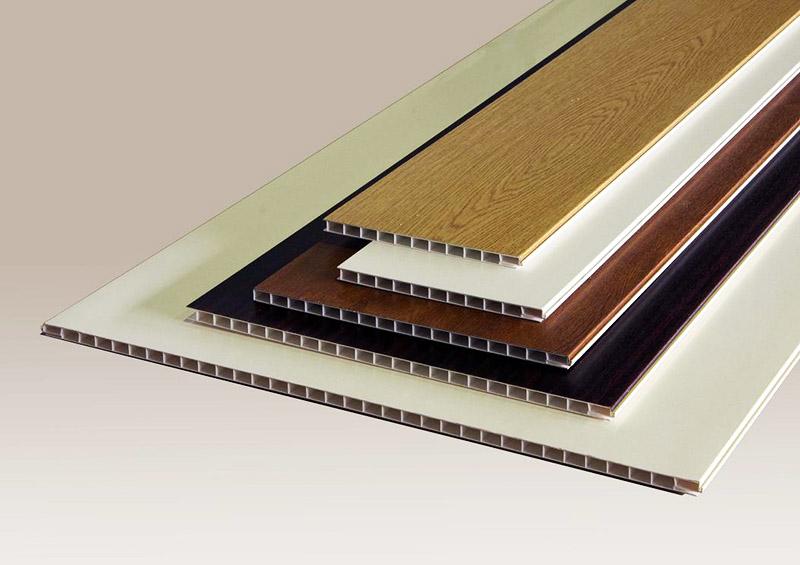 Размер панелей ПВХ для наружных или внутренних работ следует выбирать в зависимости от ширины откосов