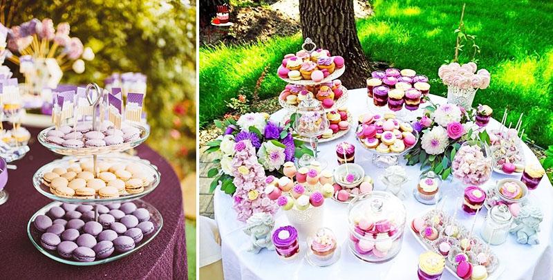Для празднования дня рождения женщины, которая любит цветы, используйте несколько цветочных композиций, а также заранее подготовьте французские печенья или панкейки