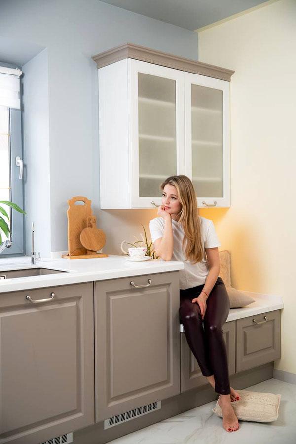 Звезда «Маргоши» Анна Михайловская показала интерьер своего роскошного особняка