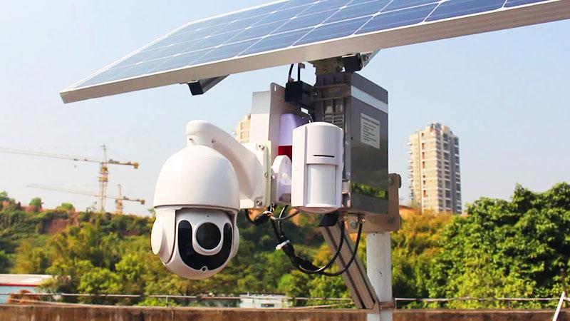 Видеокамера автоматически записывает и передаёт информацию в облачное хранилище