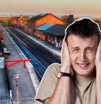 Что делать, если дачный дом стоит рядом с железной дорогой