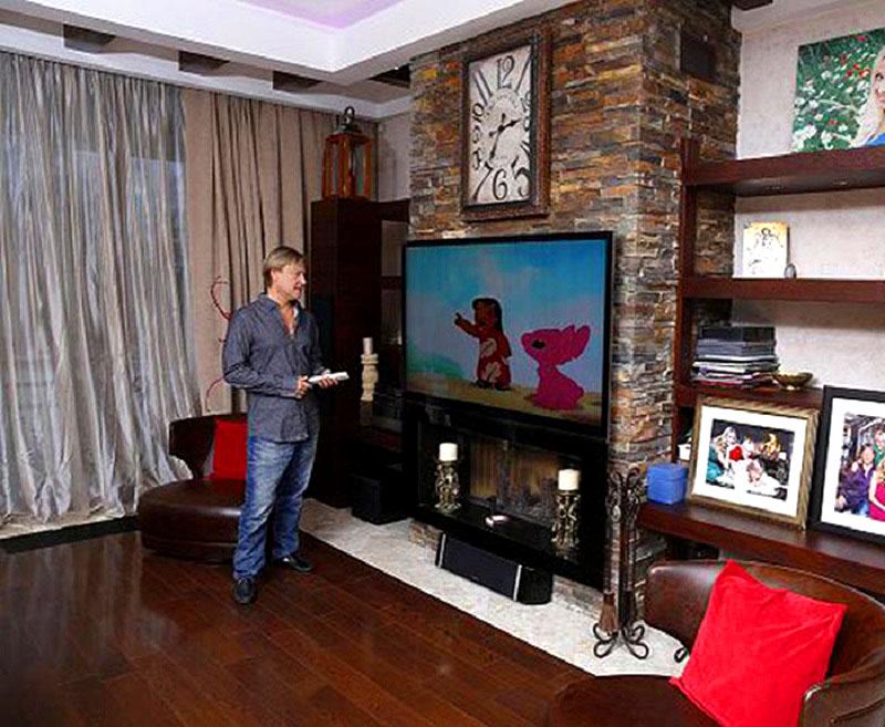 Шикарный дом Дмитрия Харатьяна признан одним из самых стильных в Подмосковье