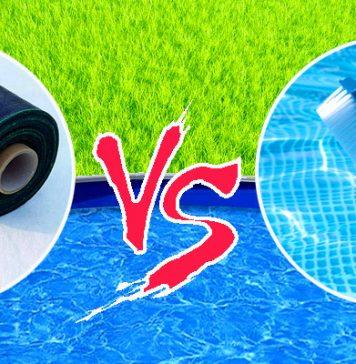 Как почистить стенки бассейна от грязи не сливая воду