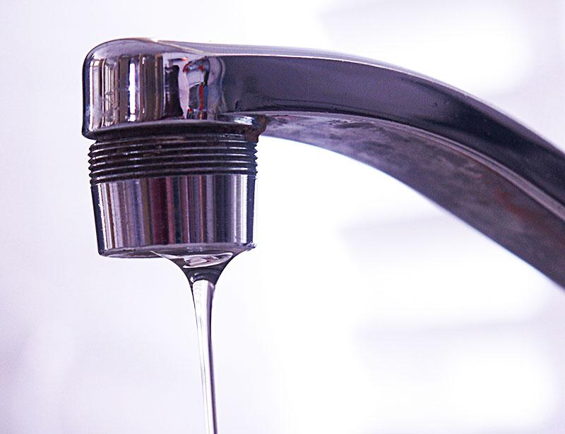 Эту струйку воды даже счётчик не воспринимает – не крутит