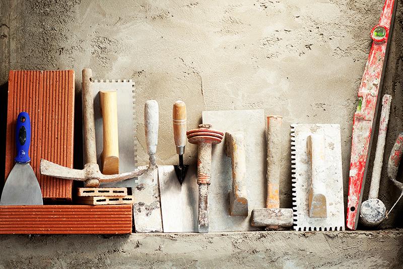 Как восстановить испорченный краской инструмент