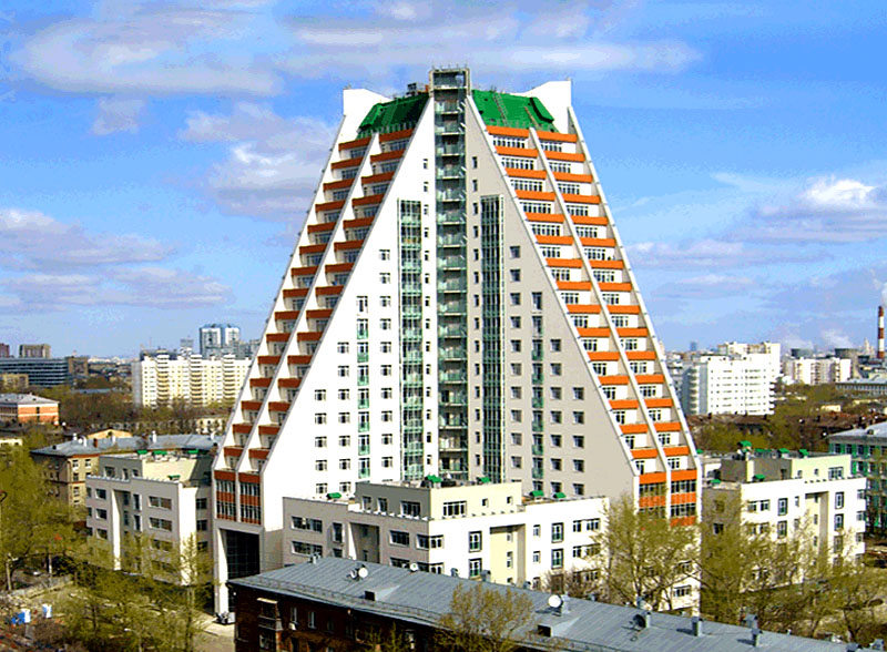 Лариса Вербицкая и её новый дом