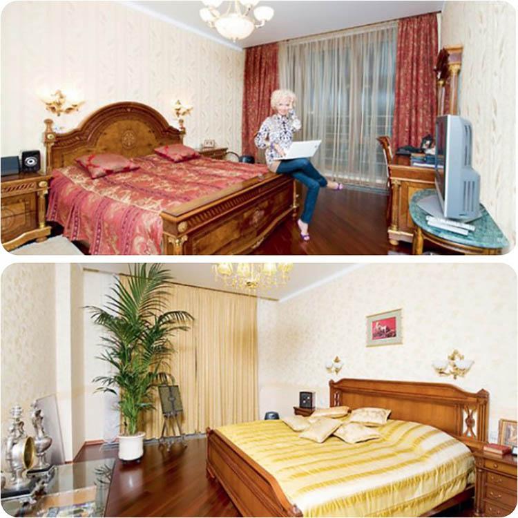 Огромный плюс квартиры – панорамное остекление и большие лоджии из каждой спальни