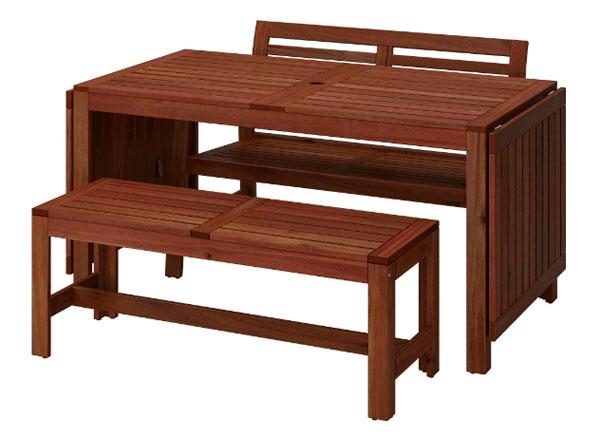 Добротная мебель наверняка станет настоящим украшением вашей дачи