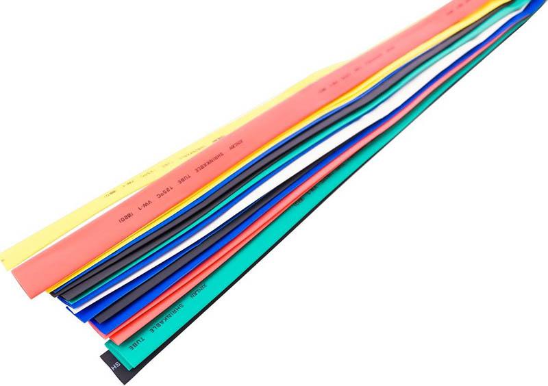 По некоторым свойствам термоусадочная трубка превосходит другие материалы для ремонта – она проста в использовании, недорого стоит и имеет широкий спектр применения
