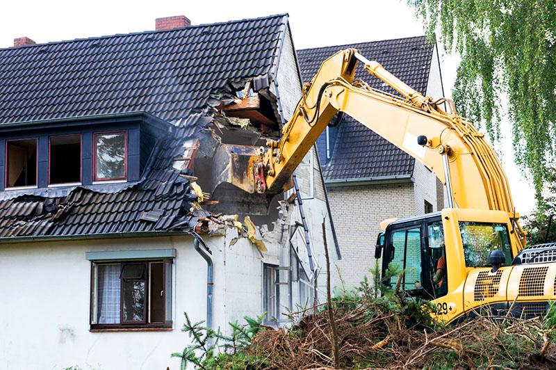 Несоблюдение разрывов в некоторых случаях может привести к сносу здания