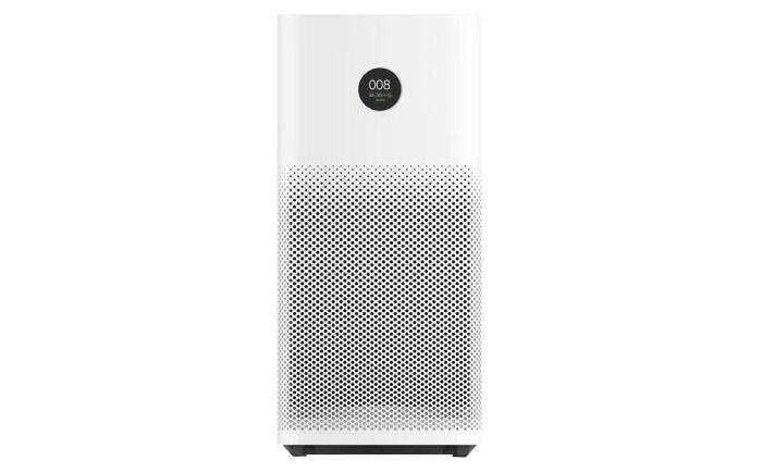 Mi Air Purifier включается автоматически, приступая к работе только тогда, когда качество воздуха ухудшается и требует фильтрации