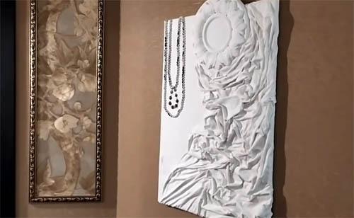 Лучшие идеи дизайна помещений своими руками: мастер-классы по созданию настенных барельефов