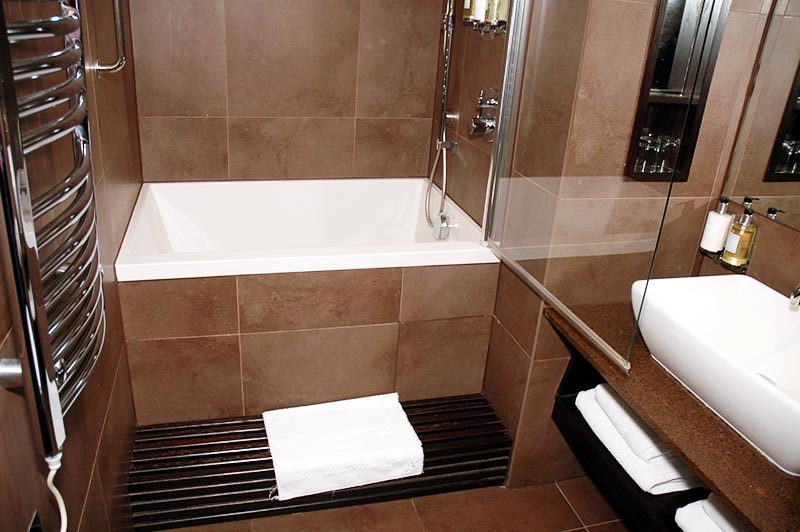 Ремонт в ванной комнате на 3 м2
