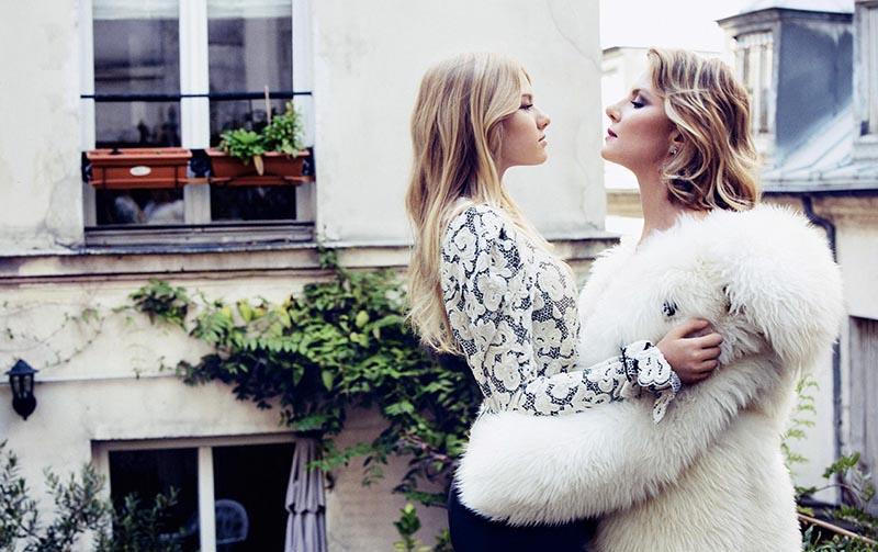 Актриса чувствует себя больше француженкой, нежели россиянкой
