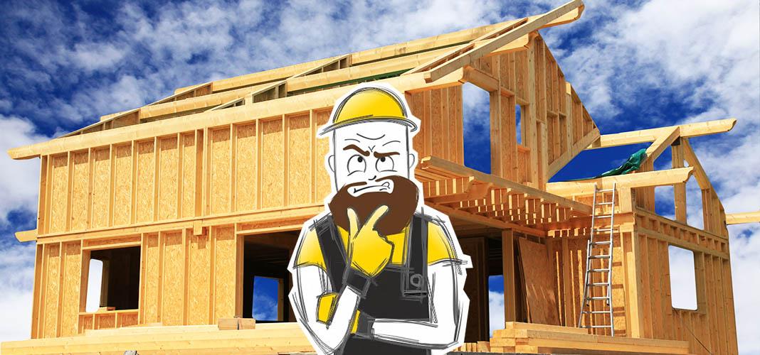 Почему каркасный дом нельзя обшивать ОСП