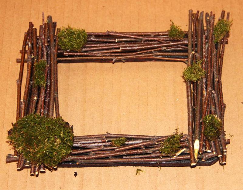 Поделки из даров леса: 7 интересных идей