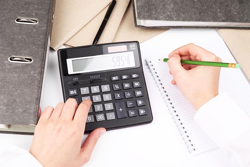 Приступая к расчётам, следует быть готовым к кругленьким суммам