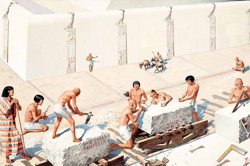 «Египетский треугольник»: полезные качества метода