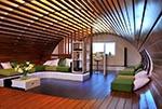 Полноценная комната: как организовать мансардное помещение, приспособленное для жилья